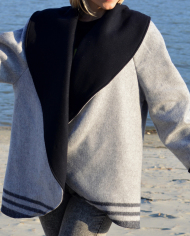 Hajdučica Clothing – Online Store-True Detective Vuneni Kaput