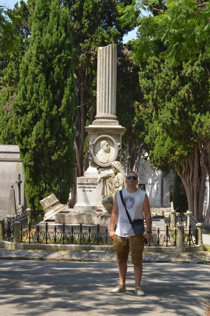 "Cemetery ""Paradiso"" Lisbon Portugal (Hajdi-Hajducica)"