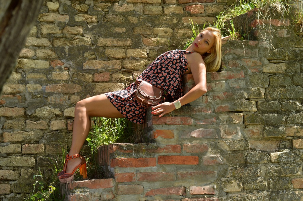 Hajdučica Clothing - Online Store - Wild Side Dress