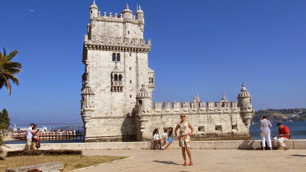 Belem Tower - Lisbon Portugal (Hajdi-Hajducica)
