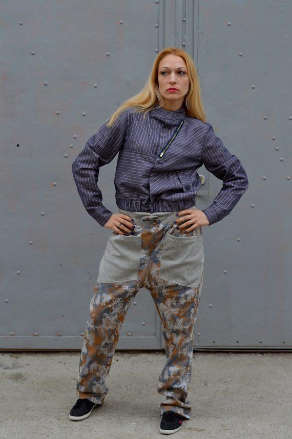 Hajdučica Clothing - Online Store - Avatar Baggy Pants
