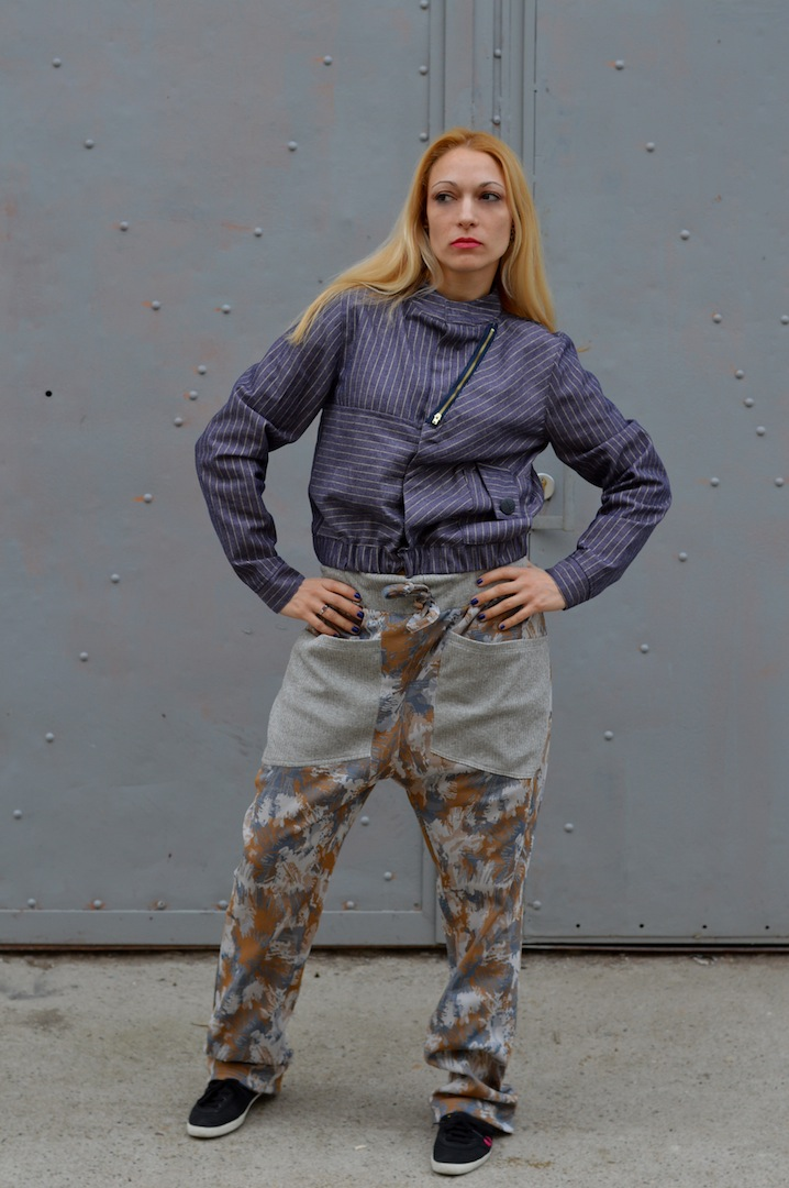 Hajdučica Clothing - Online Store - Avatar Baggy Pants