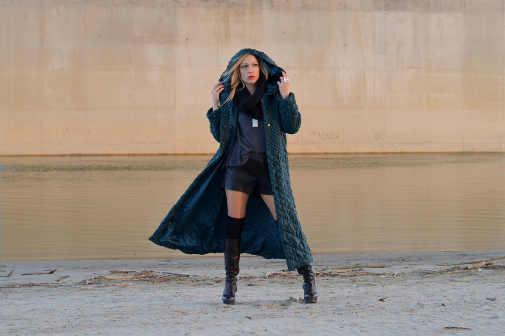Hajdučica Clothing - Online Store - Trainspotting Coat