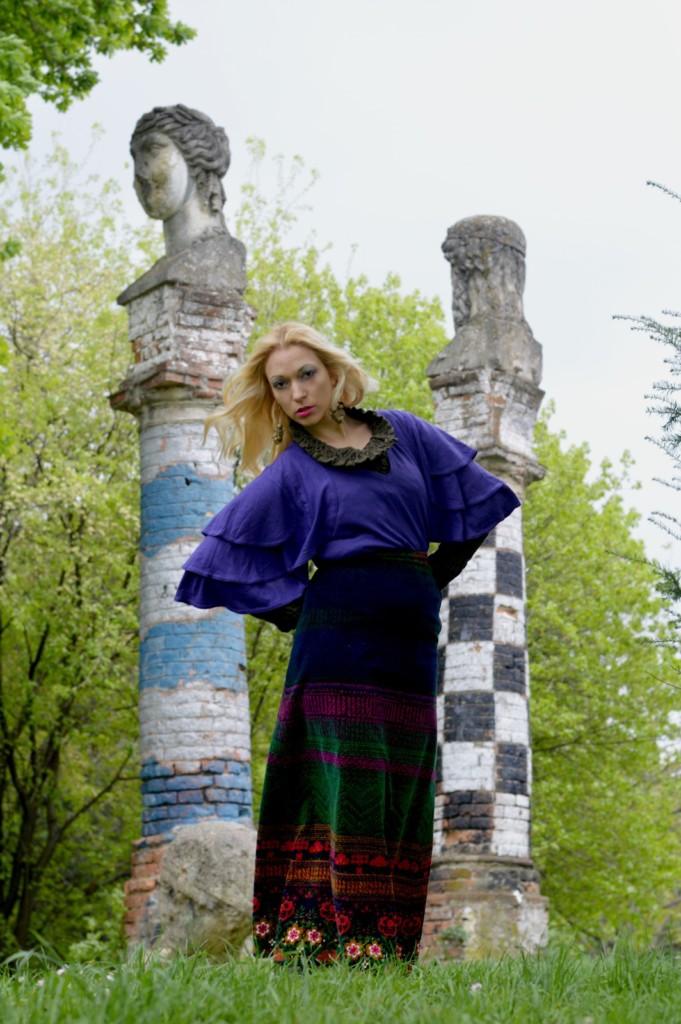 Hajducica Style - Clothing - Roman Aztecs