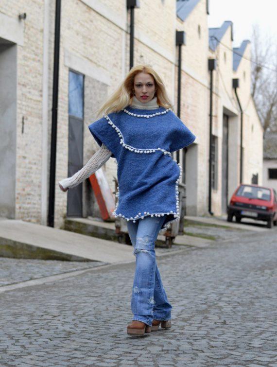 Hajdučica Clothing - Online Store - Desperado Poncho