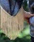 Hajdučica Clothing - Online Store -- Casablanca fringed cloak