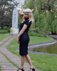 Hajdučica Clothing – Online Store – Fatal Attraction black dress