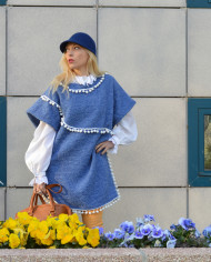 Hajdučica Clothing – Online Store – Desperado Poncho