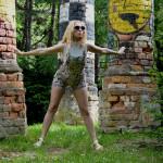 Hajdučica Clothing - Online Store - Banana Kid Jumpsuit