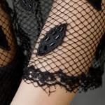Hajdučica Clothing - Online Store - Sin City Mesh Blouse