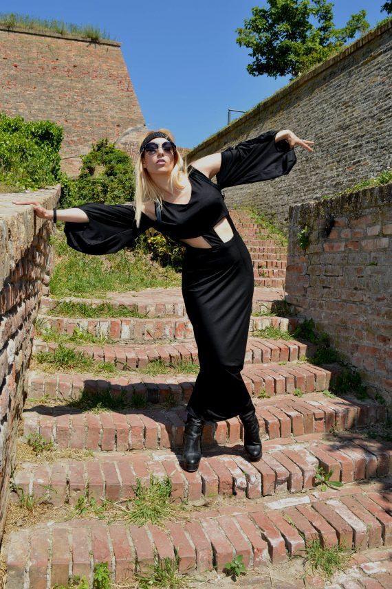 Hajdučica Clothing - Online Store - Wings Of Desire Dress