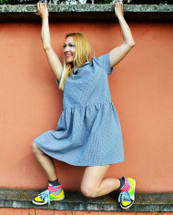 Hajdučica Clothing – Online Store – moonrise kingdom baby doll dress