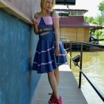 Hajdučica Clothing - Online Store - Lolita Pin Up Set