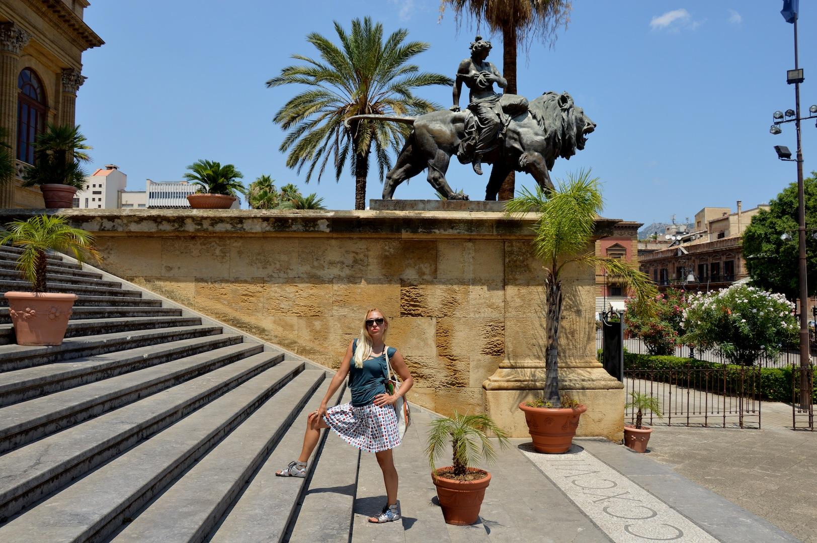 Palermo (Sicily) Hajdi