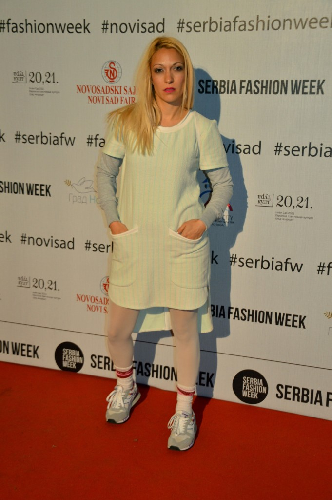 Serbia Fashion Week 2015 - Hajducica