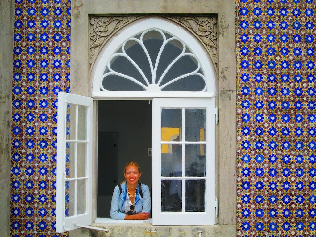 Sintra:Pena Castle - Portugal (Hajdi-Hajducica)