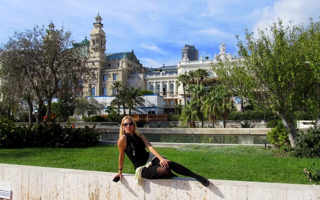 Monte Carlo, Casino (Côte d'Azur) Hajdi - Hajdučica