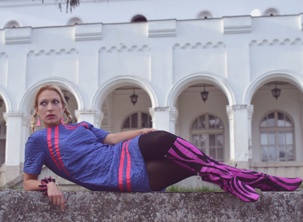 Hajdučica Clothing - Online Store -Futuristic Experiment