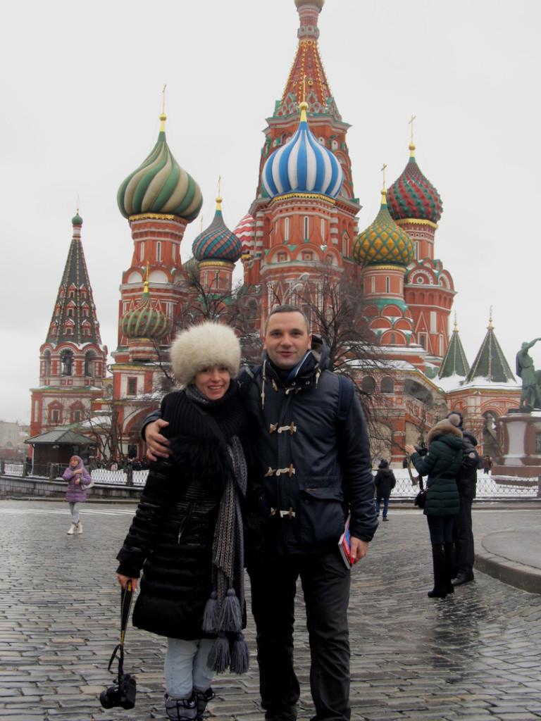 Moscow -Russia (Hajdi- Hajducica)