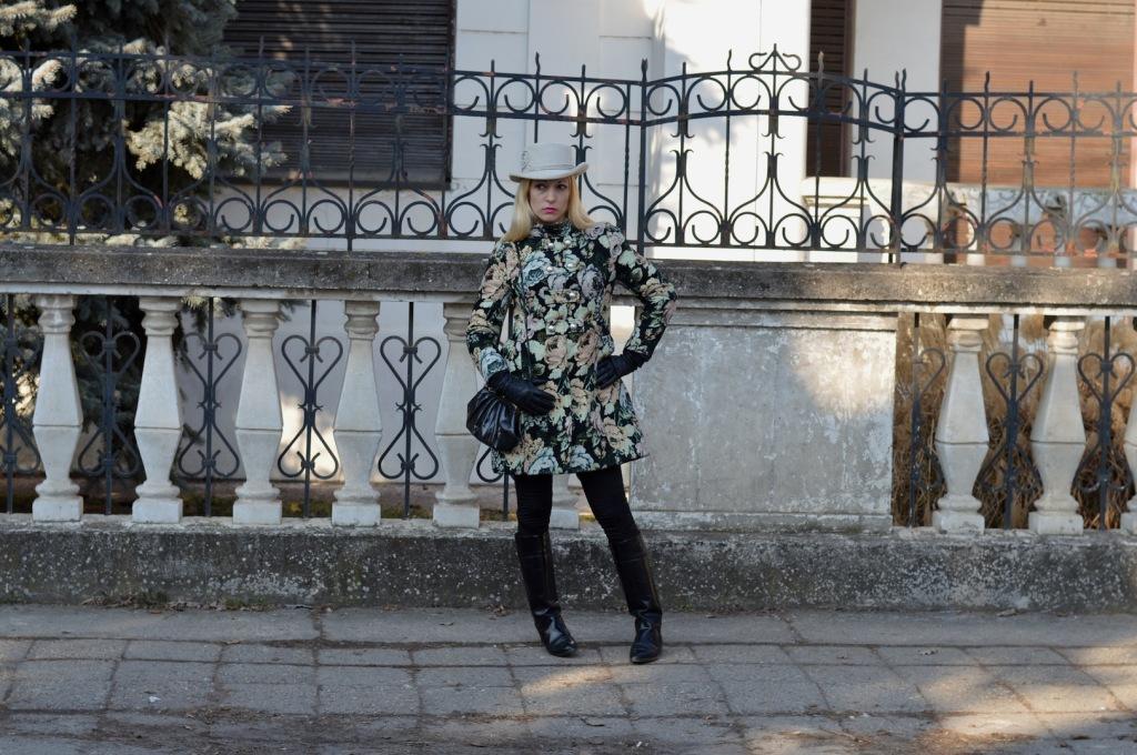 Hajdučica Clothing - Online Store - Baroque Coat