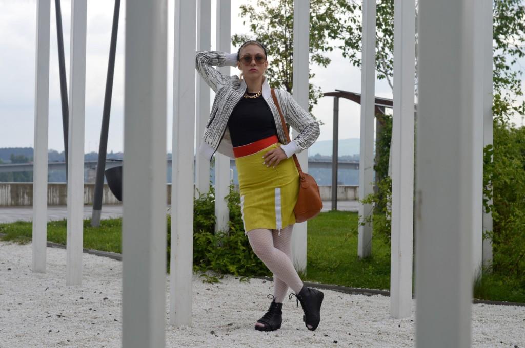 Hajducica Style - Clothing - Yellow Bubble