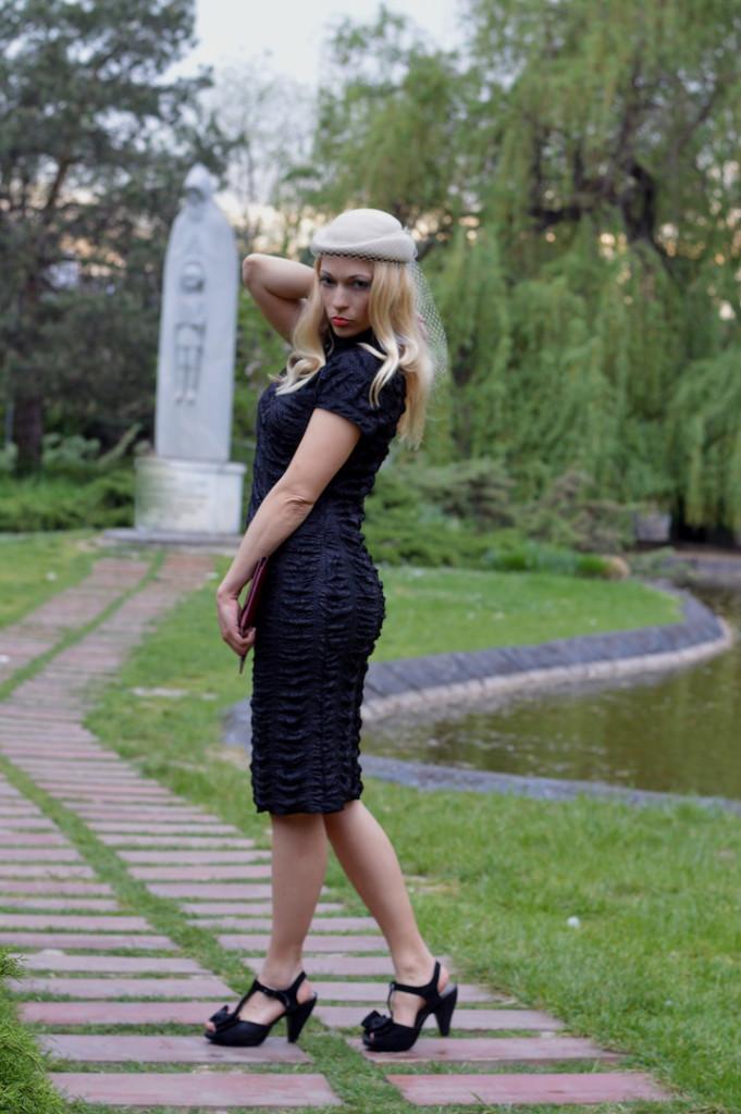 Black Dress Hajdučica