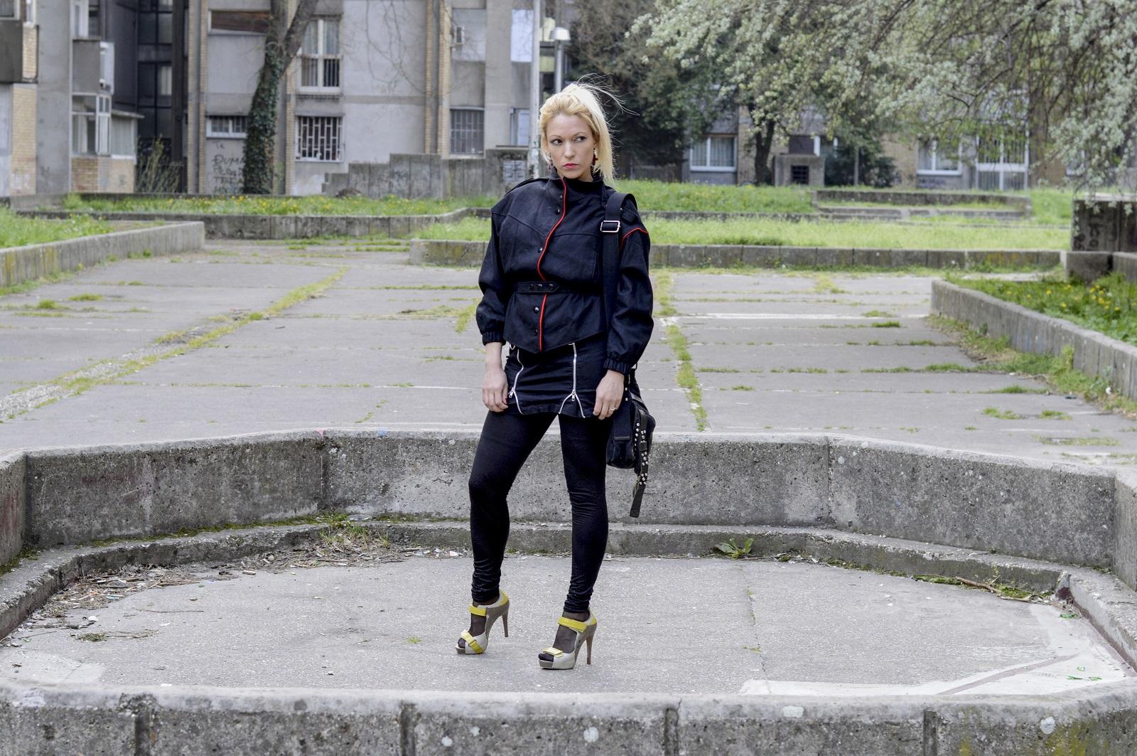 Hajducica Style - Clothing - Cyber Cat