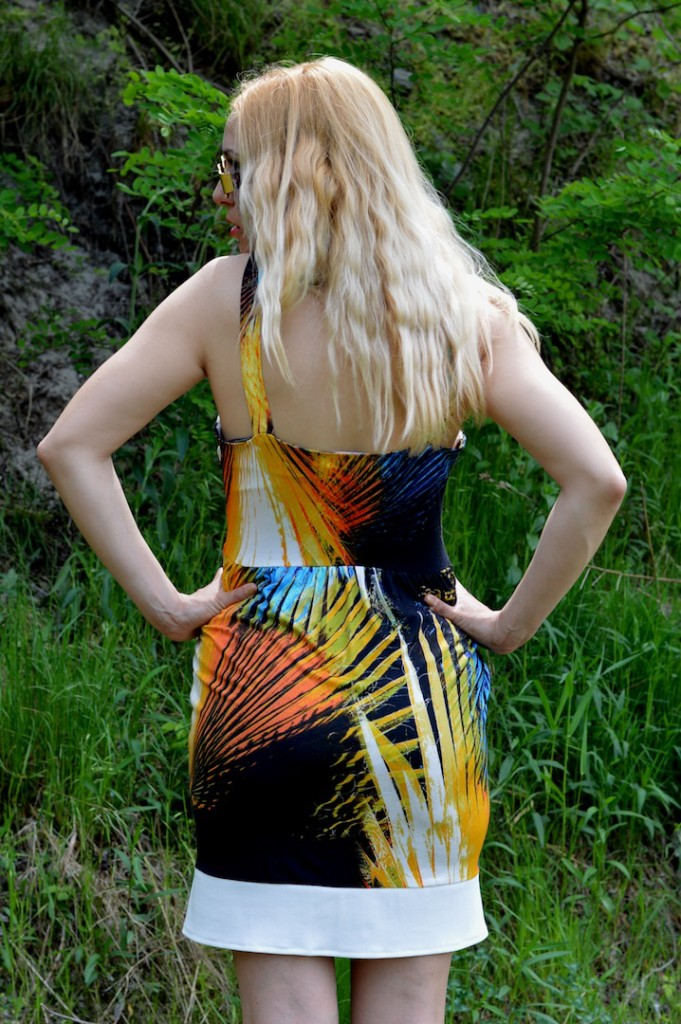 Tropical Heat Exotic Dress