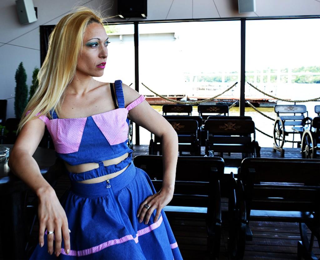 Lolita Pin Up Set