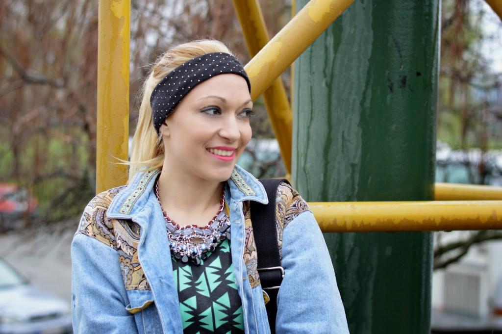 Chimney girl